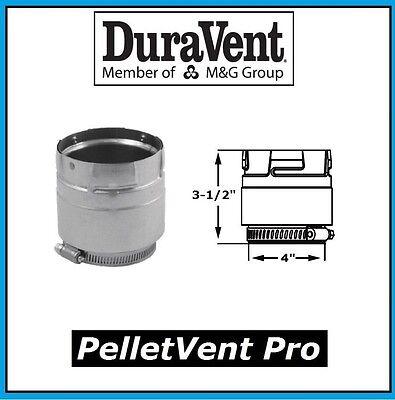 DURAVENT PELLETVENT PRO Pipe 4