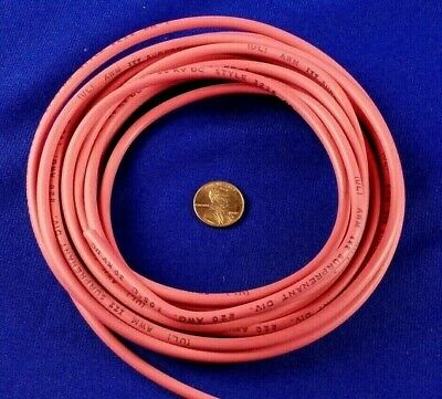 11 Strands OD 1.2mm Logic RC Silicone Wire 30AWG 1m Black//1m Red