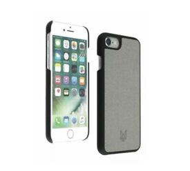 iPhone 6 / 7 / 8 Case Protective Lightweight Cement Grey Foxwood