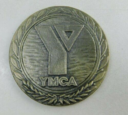 YMCA VINTAGE MEDALLION Coin Award