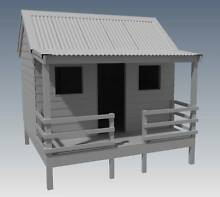 """CUBBY HOUSE - """"Great Aussie Outback Style"""" - BUILDING PLANS Adelaide CBD Adelaide City Preview"""