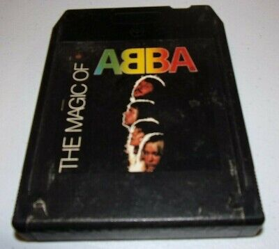 8 TRACK - ABBA THE MAGIC OF ABBA #19