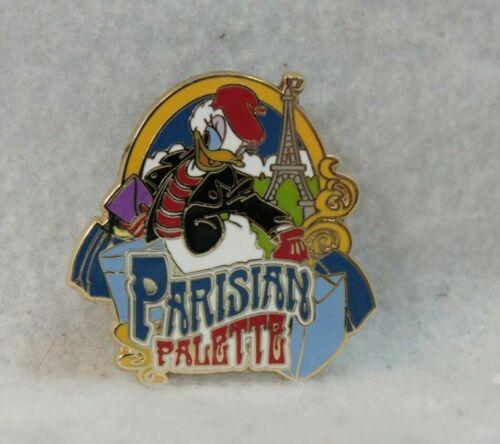 DVC Pin Adventures by Disney Land Eternal Knights Parisian Palette Daisy