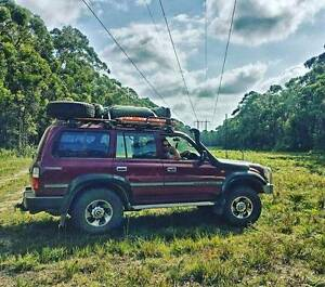 1994 Toyota LandCruiser 4X4 Dual Fuel Brighton-le-sands Rockdale Area Preview