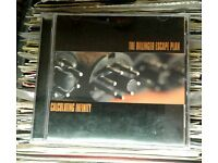 The Dillinger Escape Plan ‎– Calculating Infinity, VG, CD, released on Relapse Records ‎in 1999.