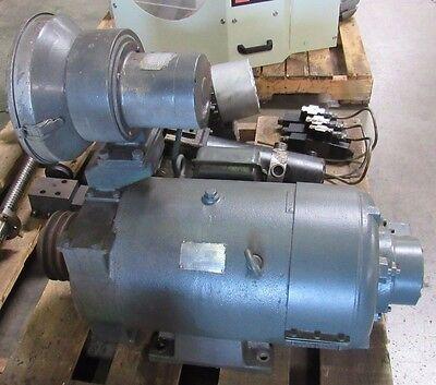 Fuji Electric Dc Motor Ggf3164a Onikaze Blower Cs-a1-mk Fr Hitachi Seiki Lathe