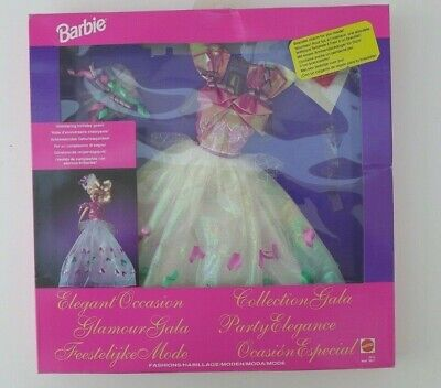 Barbie Doll Outfit Fashion Elegant Occasion Boxed Number 3614 from 1992