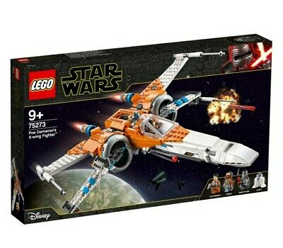 LEGO Star Wars Poe Dameron's X-wing Fighter 75273. Brand new sealed