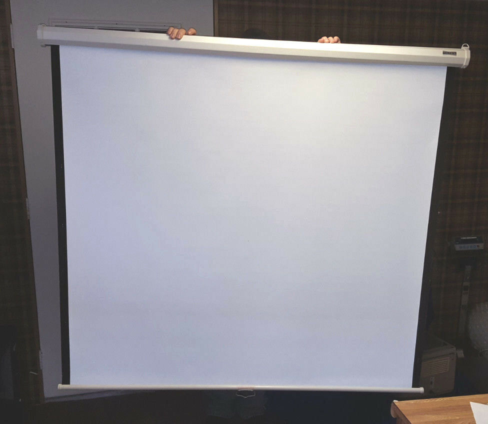 projection screen material Projector wizard screen material wizard screen builder home the table and chart below contain all of the data related to each of our screen materials you can.