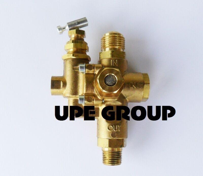 Hitachi Pilot Unloader Check valve Combo for Gas Compressors 885426   EC2510E