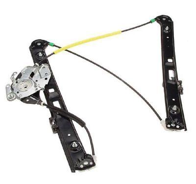 BMW 3 E46 mecanismo regulador de Ventana eléctrico Delantero Derecha !
