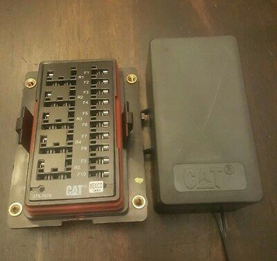 CAT 275-7878 Fuse Block Box Caterpillar Genuine OEM Electrical NEW Fuse Block-box