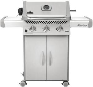 Napoleon Prestige 308 Gas Grill with Infrared Rear Burner