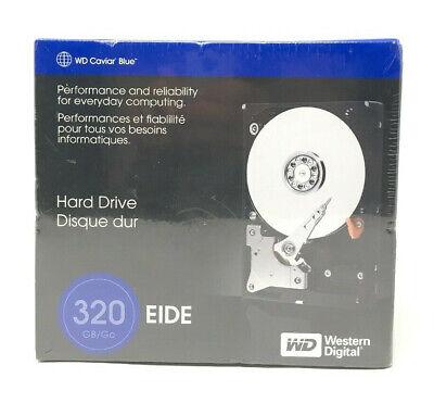 Ide Ultra Ata-100 Festplatte (WD Caviar SE WD3200JBRTL 320GB 7200 RPM 8MB Cache IDE Ultra ATA100 Hard Drive)