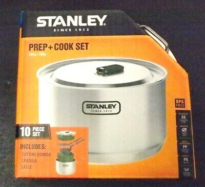 Stanley Adventure Series Prep & Cook Set Better For Life