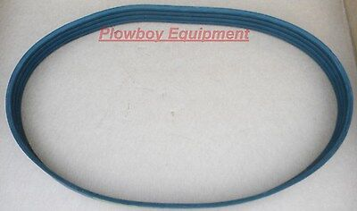 Disc Mower Drive Belt 4 Band 527975 For New Idea 5409 5410 Hay Tool Parts