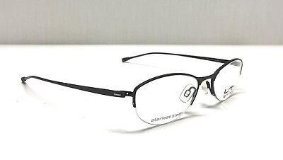 Lightec 7603S MM031 Men Women Eyewear Optical Frame DEMO Lenses Brown France (Lightec Eyewear)
