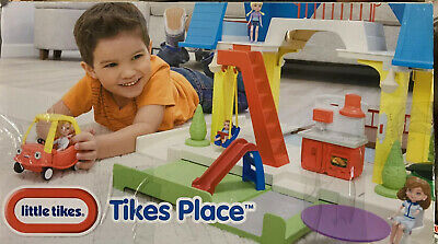 Little Tikes - Tikes Place Toy Doll House NIB Toys R Us. New / Sealed In Box!