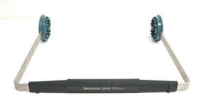 Tektronix 2445 150 Mhz Oscilloscope Replacement Handle Good Condition