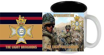 Light Dragoons Afghanistan Mug LD Veteran Mug cup Afghanistan