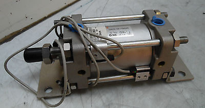 NEW OLD STOCK SMC Pneumatic Cylinder, CDA2L63-50N-Y7BWSDPC, NNB, WARRANTY
