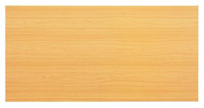 Schreibtischplatte Tischplatte 160 x 80 cm, Farbe/Dekor Buche Holz-Optik NEU+OVP