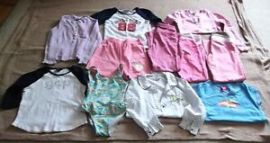 Girl's Size 6 Clothing Lot
