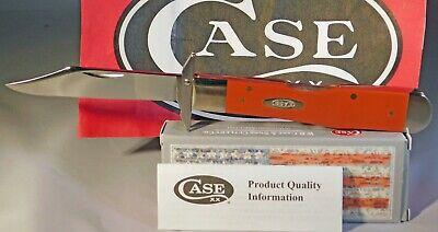 Case XX USA Beautiful Smooth Terracotta Cheetah Pocket Knife