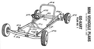 How-To-Build-Go-Kart-Plans-Advertised-In-Boys-Life-Magazine-Scout-Knife-40-yr