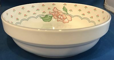Sango Rose Chintz Cereal Bowl (s) #3793