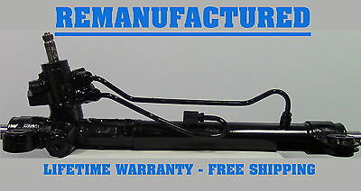 #16 - 2006-2007 Chevrolet Impala Hydraulic Power Steering Rack and Pinion