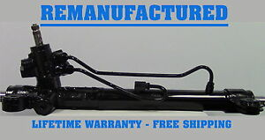 2001-2004 Chrysler Town & Country Power Steering Rack and Pinion