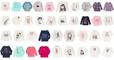 NEW Gymboree girls long sleeve tee size 4 5 6 7 8 NWT YOU PICK