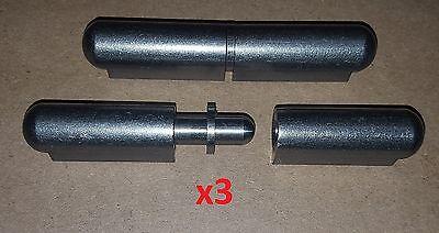3 Pc 3.18 Stainless Steel Weld Onbullet Hinge Doorboatsheet Metalmachinedy