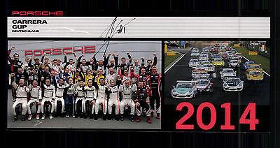 Mateo Cairoli Autogrammkarte  Original Signiert Motorsport + G 15182