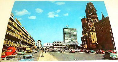 Bikini Europa Center Gedächtnis Kirche Berlin Ansichtskarte 50er 60er Jahre 49 å