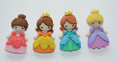 Belle The Princess (Belle of the Ball / Little Girl Southern Princess Shank Buttons / Jesse)