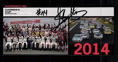 Christian Engelhart Autogrammkarte Original Signiert Motorsport + G 15178