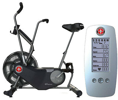 SCHWINN AIRDYNE AD6 EXERCISE BIKE-NEW!!! NEWEST MODEL!