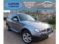BMW X3 SPORT (grey) 2004