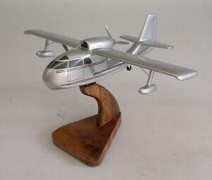 Republic RC-3 Seabee Handcrafted Wood Model Regular New