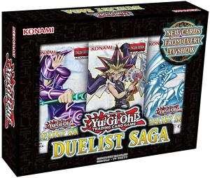 Yu-Gi-Oh! TCG Duelist Saga Box Wangara Wanneroo Area Preview