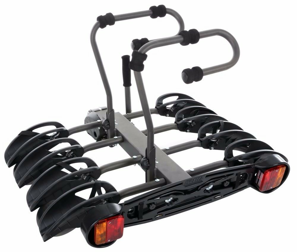 New 4 Bike Tow Bar Carrier Exodus Never Used Still In