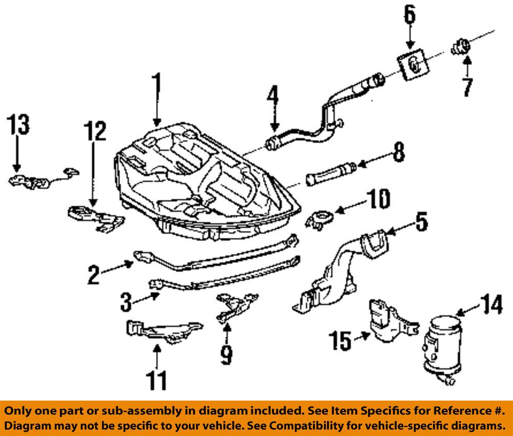 Honda 37800 SR3 004 Switch Fuel Sending Fuel Tank Sending Unit