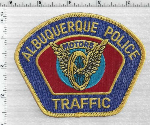 Albuquerque Police (New Mexico) 1st Issue Transport Shoulder Patch
