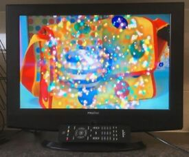 19 inch HD Flat LCD TV Proline Freeview Digital HDMI LCD Television