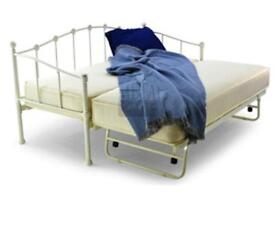 Double Bed that folds back to Single - Quick Sale