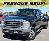 2004 Ford F-350 Lariat*DIESEL*WOW*EXTRA PROPRE*
