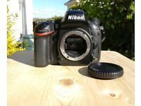 Nikon D610 24 Megapixels Full Frame DSLR + 16GB SD Card + Extra eye cup