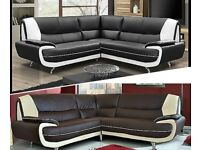 Passeri Corner Sofas Range of colours brand new 3+2+1 also available can deliver and assemble sofa